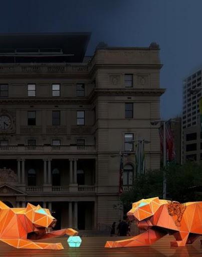 Tigers in Sydney