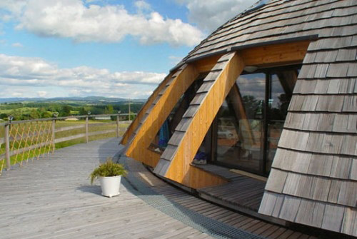 Round roof