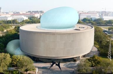 Temporary Pavilion For the Hirshhorn Museum