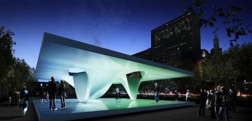 Art pavilions