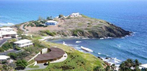 The Semicircular House (Ocean Coast)