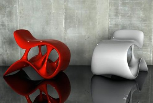 Futuristic Chairs