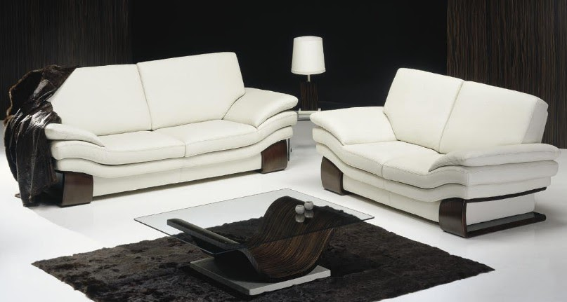 Harmonious Furniture Unusual Architecture
