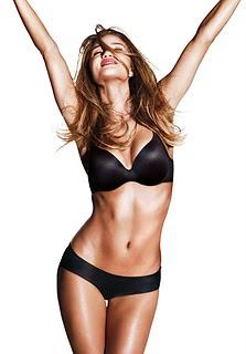Rosie Huntington Hot Photoshoot For  Victoria Secret Face magazine