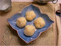 Panini cinesi al vapore - baozi