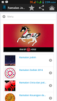 Screenshot of Ramalan Zodiak 2014