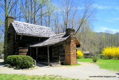 Appalachian Farmstead home