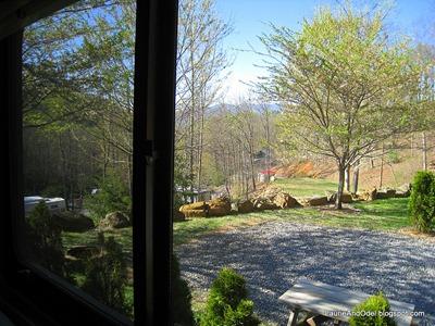View at Mama Gerties