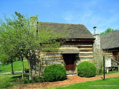 Daniel Boone's Cabin
