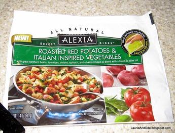 Alexia frozen vegies
