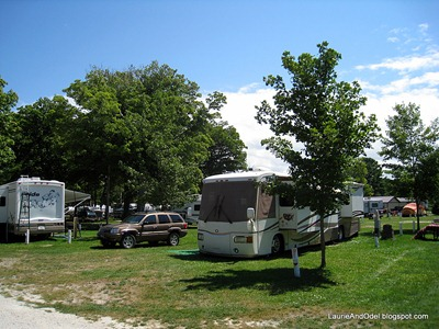 Site 31 at Woodland Park