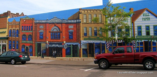 The Storefront Mural