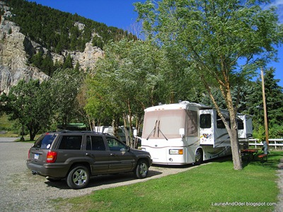 Site 20 at Rock Canyon