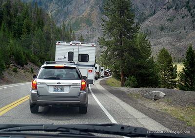 The Yellowstone Commute