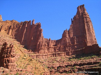 The Titan at Fisher Towers