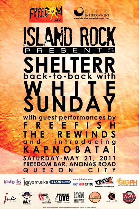 Island Rock Presents
