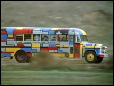Partridge Family Bus