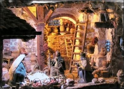 Mercadillos de Navidad en Italia, artesanía y dulces típicos