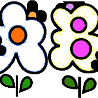 MOLDES LETRA FLOWER-MARILU