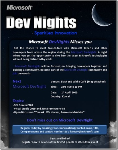 DevNight-Kuwait