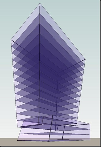 CEA Workflow 04 - demo - mass floors - option 3