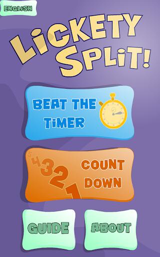 Lickety Split - screenshot