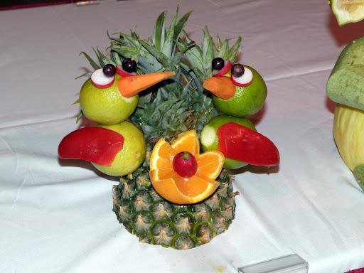 Galería de fotos e imágenes de figuras de fomy frutas .