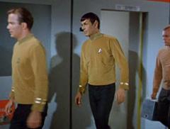 Kirk, Spock, #6
