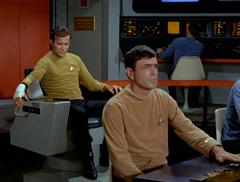 Kirk, Scott, #5, #24 (Alden?)
