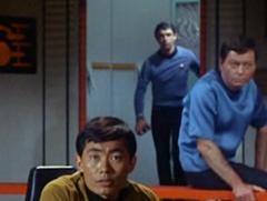 Sulu, Brent, McCoy