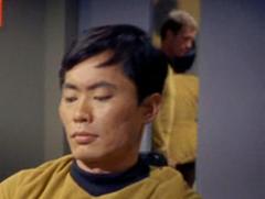 Sulu, Hadley, Uhura