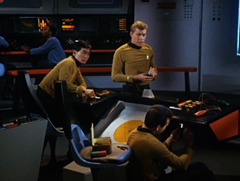 Harrison, #42, Sulu, Bailey, Bobby