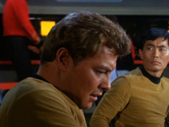 Scotty, Bailey, Leslie, Sulu