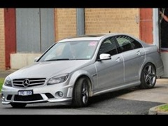 Confiscated Mercedes-Benz owned by Hamilton sold at auction