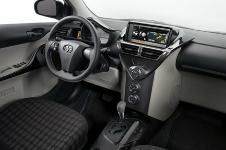 Scion iQ production version of 2011 will be in New York 3