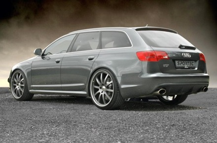 Audi RS6 picture 2
