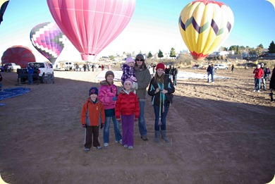 Mesilla Valley Balloon Fest