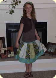 Savvy's Skirt