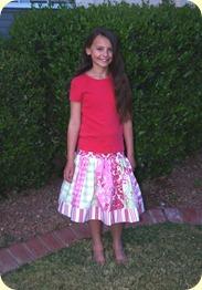 Sierra's Darla Skirt
