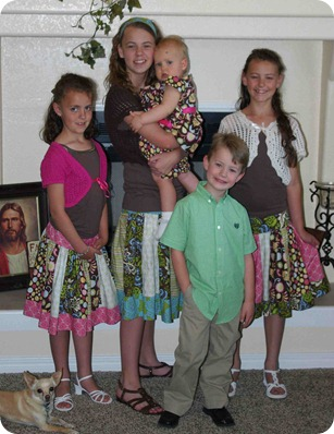 Easter Outfits 2010