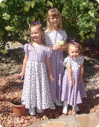Easter Outfits 2005