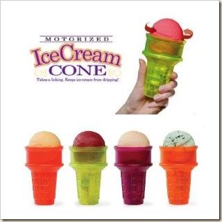 hog wild ice cream cone