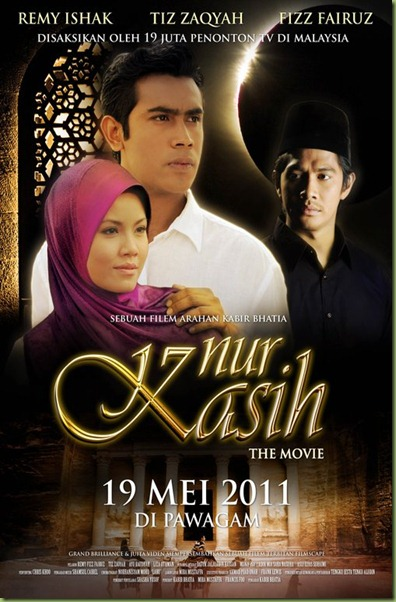 nur kasih the movie
