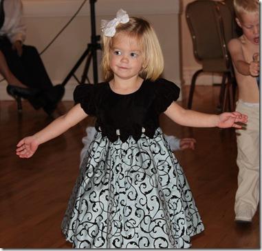 Abigail dancing 3