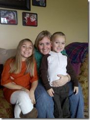 Madison,Me & Isaac