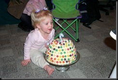 Katie's 2nd Birthday Cake (Medium)