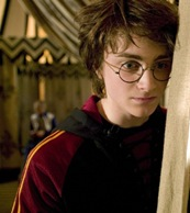 "DANIEL RADCLIFFE as Harry Potter and EMMA WATSON as Hermione Granger in Warner Bros. Pictures' fantasy ""Harry Potter and the Goblet of Fire."" PHOTOGRAPHS TO BE USED SOLELY FOR ADVERTISING, PROMOTION, PUBLICITY OR REVIEWS OF THIS SPECIFIC MOTION PICTURE AND TO REMAIN THE PROPERTY OF THE STUDIO. NOT FOR SALE OR REDISTRIBUTION."