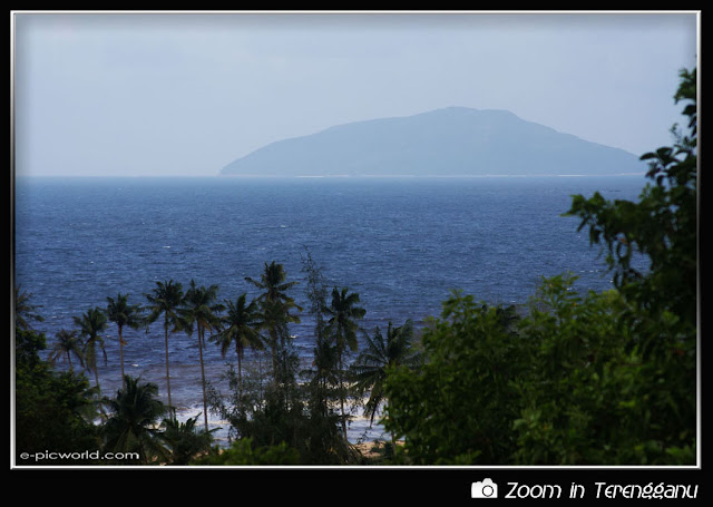 Redang Island viewed from Merang picture