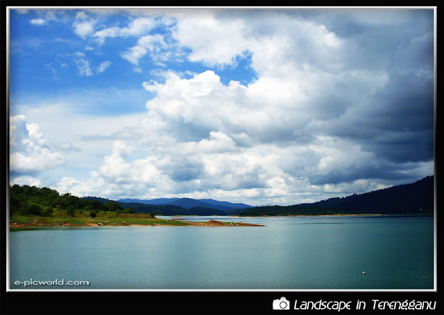kenyir lake picture