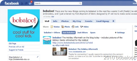 12 30 10 bobaloo! facebook